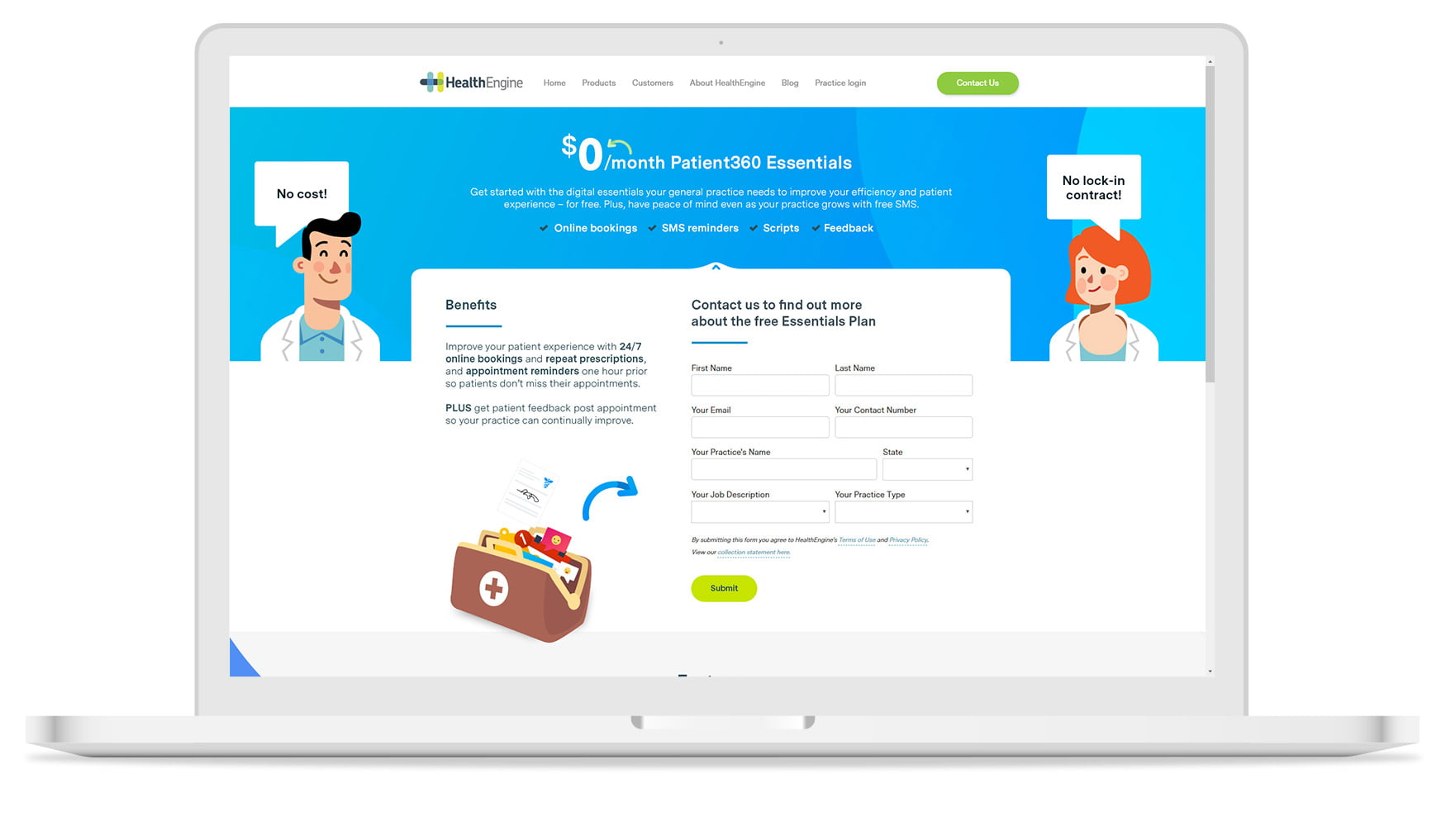 healthengine-website-mockup1